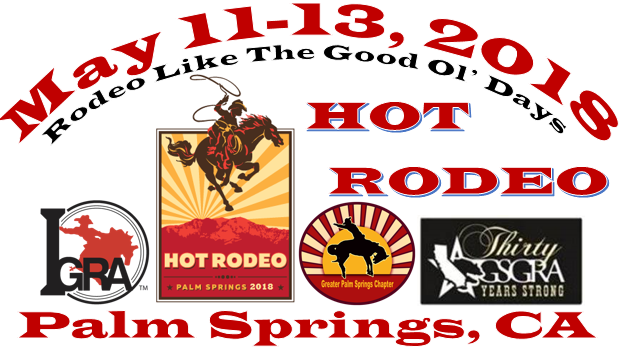 2018 HOT RODEO bid APPROVED BY IGRA.
