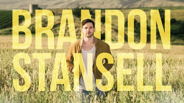 Brandon Stansell in concert at Tool Shed