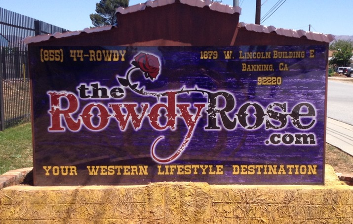 Rowdy Rose Western Store - Feed - Tack