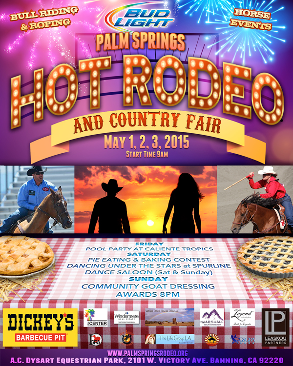 2015 Hot Rodeo & Country Fair