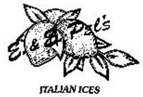 E&E Pel's Italian Ices