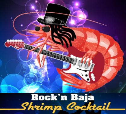 Rock'n Baja Schrip Cocktail
