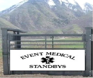 Event Medical Standbys-Bob McLaren