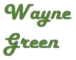 Wayne Green