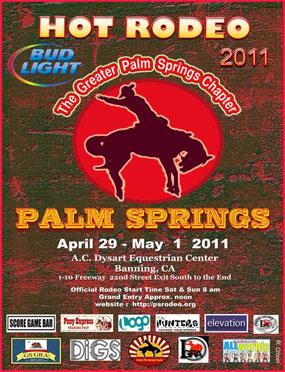 2011 Hot Rodeo April 29 - May 1, 2011