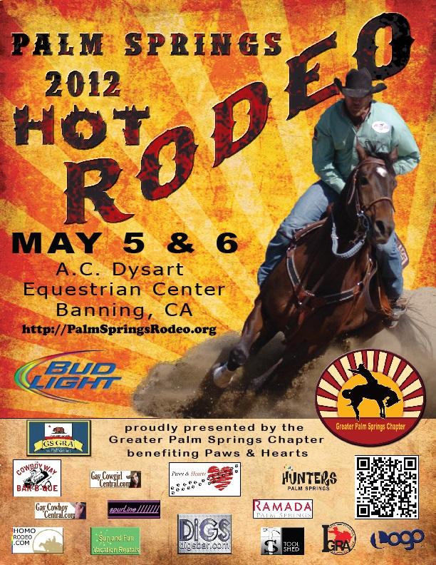 2012 Hot Rodeo May 4-6, 2012
