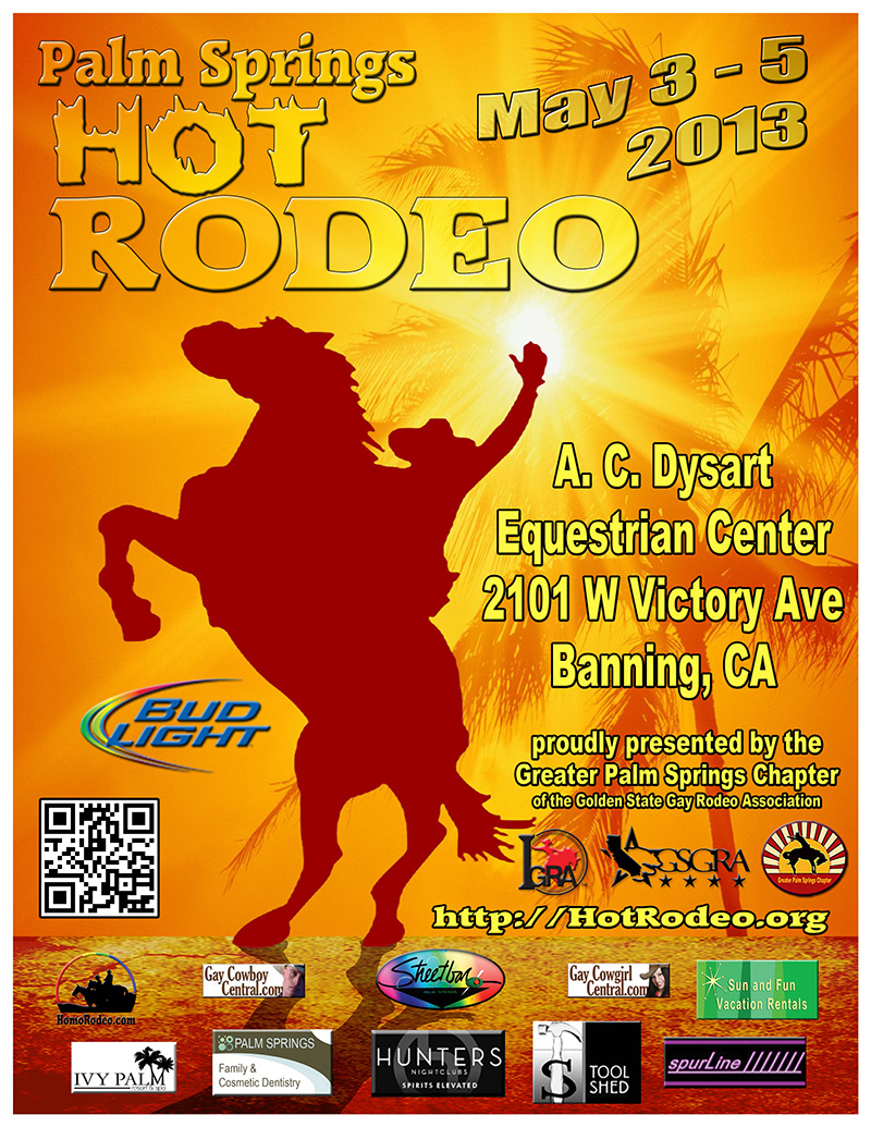 2013 Hot Rodeo May 3-5, 2013
