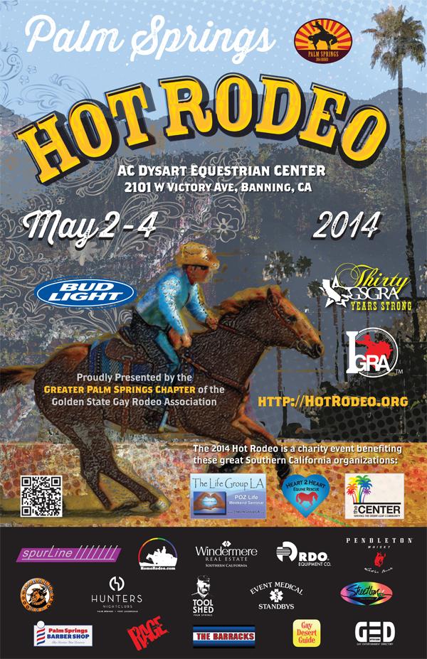 2014 Hot Rodeo May 2-4, 2014
